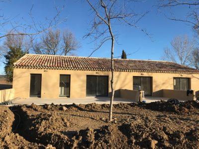 Construction de toiture à l'ancienne